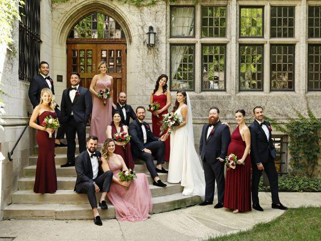 Ryan and Sara's Wedding in Chicago, Illinois 24