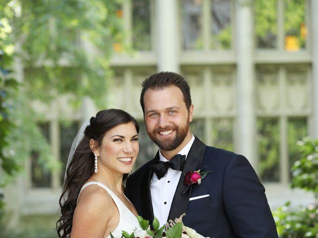 Ryan and Sara's Wedding in Chicago, Illinois 26