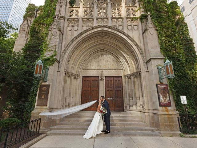 Ryan and Sara's Wedding in Chicago, Illinois 28