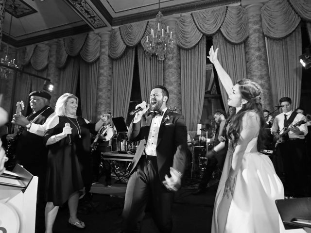 Ryan and Sara's Wedding in Chicago, Illinois 71