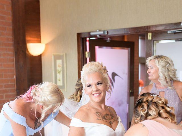 Ricky and Jill's Wedding in Myrtle Beach, South Carolina 19