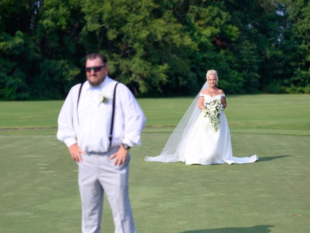 Ricky and Jill's Wedding in Myrtle Beach, South Carolina 20