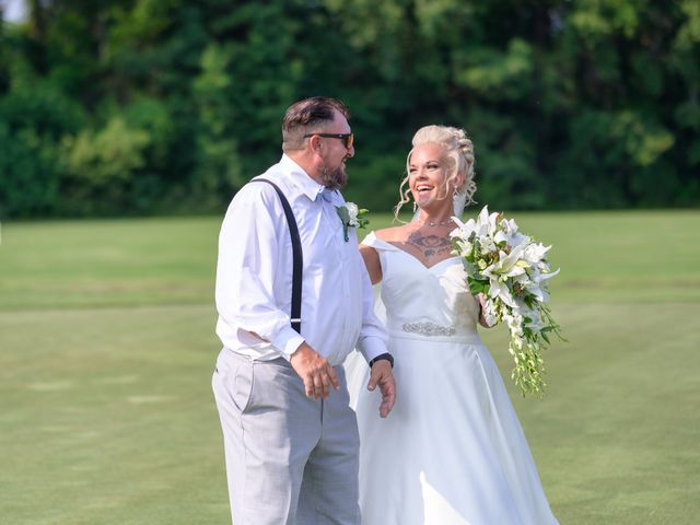Ricky and Jill's Wedding in Myrtle Beach, South Carolina 22