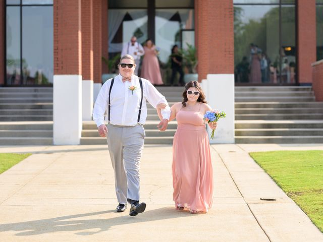 Ricky and Jill's Wedding in Myrtle Beach, South Carolina 25