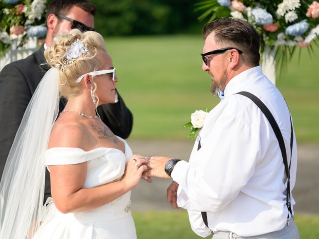 Ricky and Jill's Wedding in Myrtle Beach, South Carolina 32
