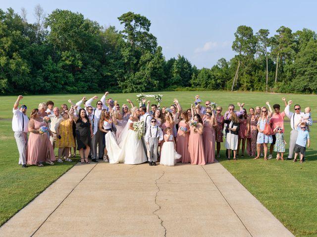 Ricky and Jill's Wedding in Myrtle Beach, South Carolina 38
