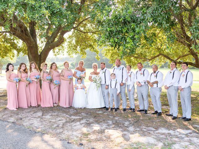 Ricky and Jill's Wedding in Myrtle Beach, South Carolina 41