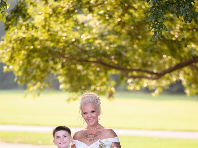 Ricky and Jill's Wedding in Myrtle Beach, South Carolina 45