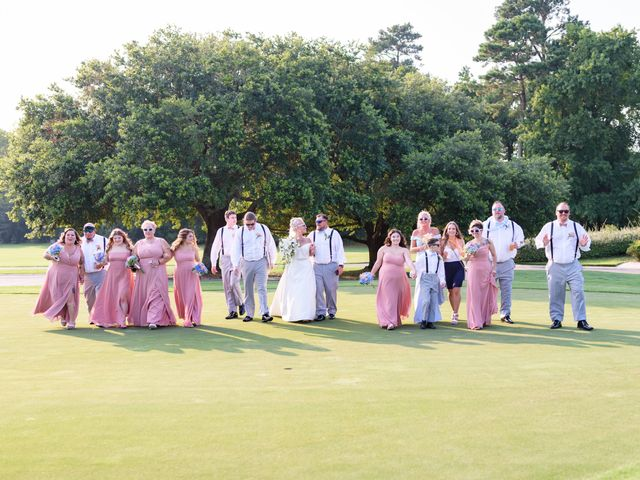 Ricky and Jill's Wedding in Myrtle Beach, South Carolina 46