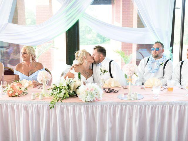 Ricky and Jill's Wedding in Myrtle Beach, South Carolina 49