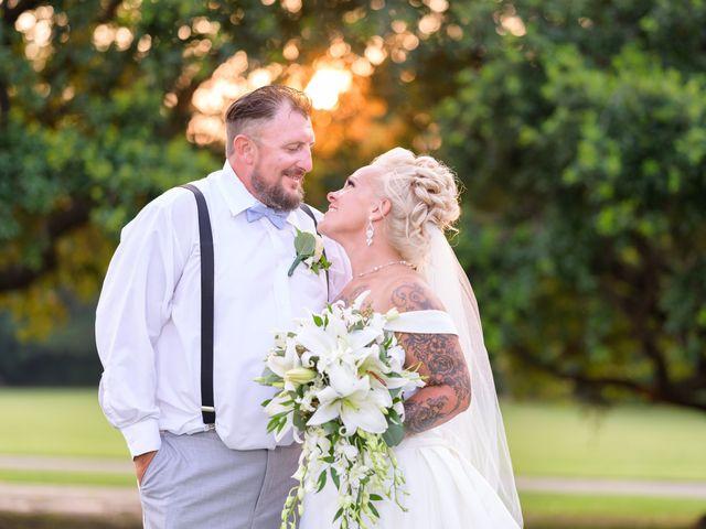 Ricky and Jill's Wedding in Myrtle Beach, South Carolina 1