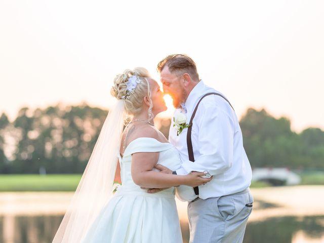 Ricky and Jill's Wedding in Myrtle Beach, South Carolina 60