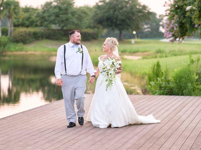 Ricky and Jill's Wedding in Myrtle Beach, South Carolina 65