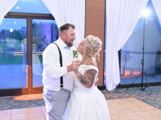 Ricky and Jill's Wedding in Myrtle Beach, South Carolina 68