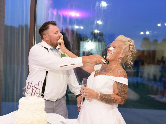 Ricky and Jill's Wedding in Myrtle Beach, South Carolina 73
