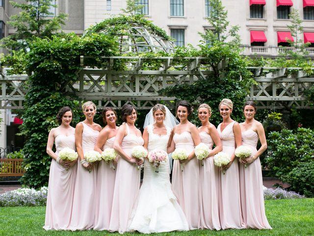 Lauren and Patrick's Wedding in Boston, Massachusetts 7