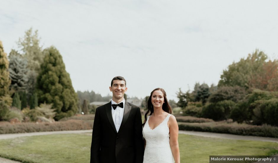 Joe and Brenna's Wedding in Silverton, Oregon