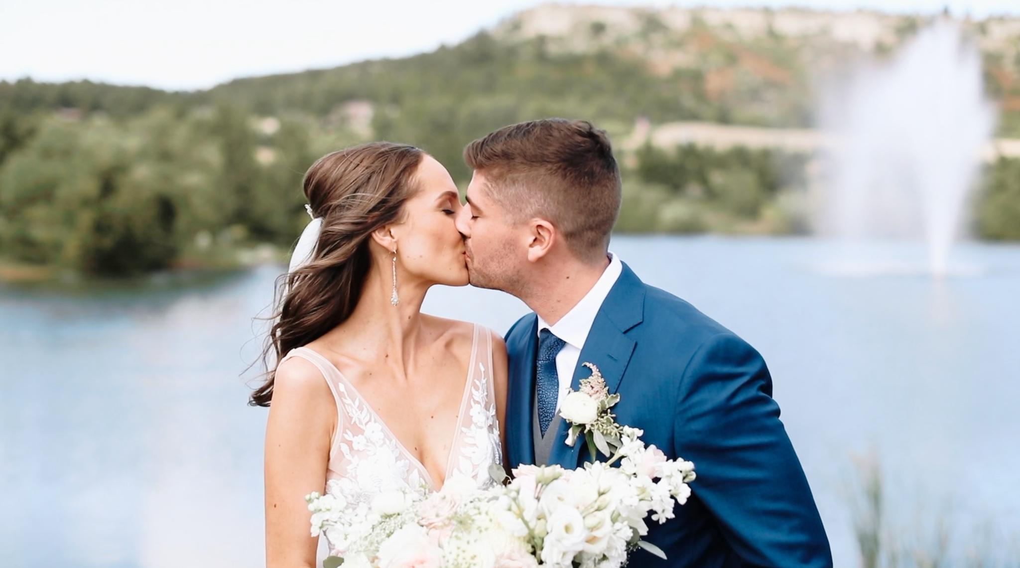 Matt and Lauren's Wedding in Larkspur, Colorado