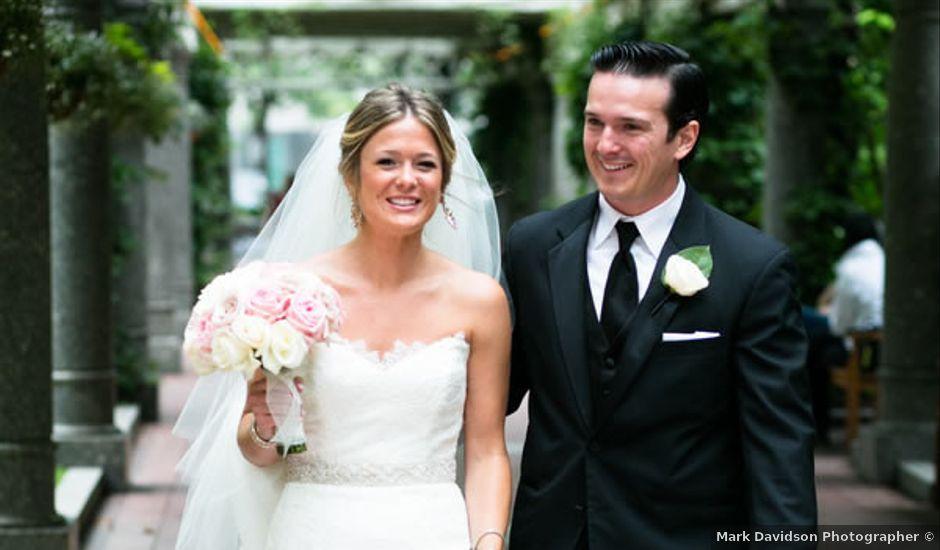 Lauren and Patrick's Wedding in Boston, Massachusetts