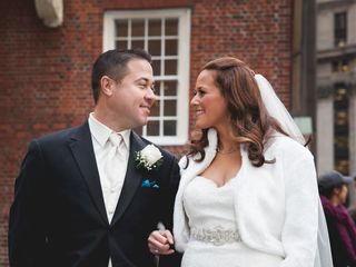 The wedding of Matthew and Jessica 1