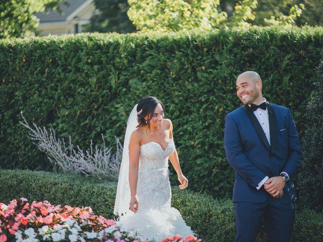 Miranda and William's Wedding in Perkasie, Pennsylvania 15