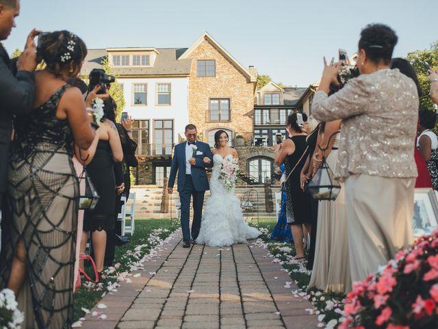 Miranda and William's Wedding in Perkasie, Pennsylvania 24