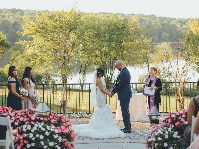 Miranda and William's Wedding in Perkasie, Pennsylvania 25