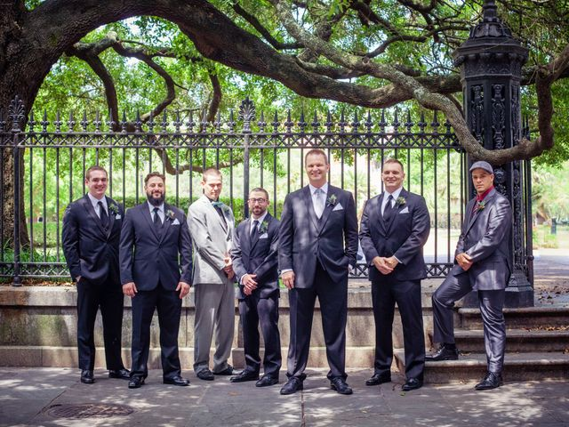 Katie and Stephen's Wedding in New Orleans, Louisiana 5