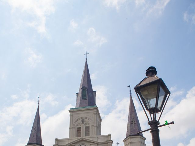 Katie and Stephen's Wedding in New Orleans, Louisiana 6