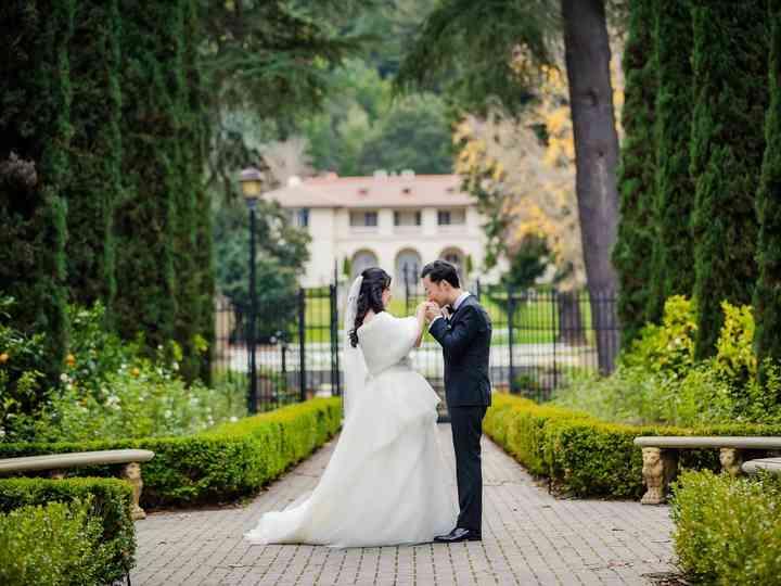 The wedding of Suyao and Rui