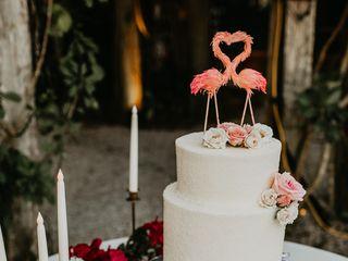 Matt and Kinra's Wedding in Naples, Florida 6