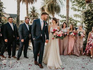 Matt and Kinra's Wedding in Naples, Florida 12
