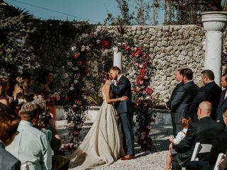 Matt and Kinra's Wedding in Naples, Florida 13