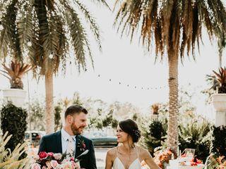 Matt and Kinra's Wedding in Naples, Florida 15