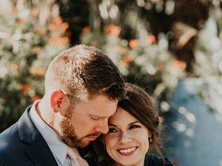 Matt and Kinra's Wedding in Naples, Florida 16