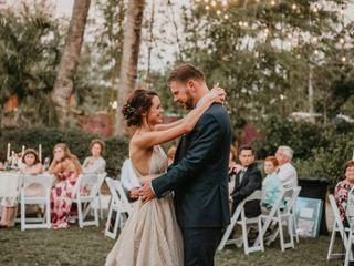 Matt and Kinra's Wedding in Naples, Florida 19