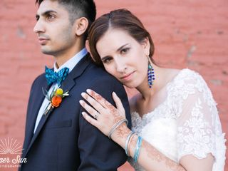 The wedding of Sayeed and Jessica