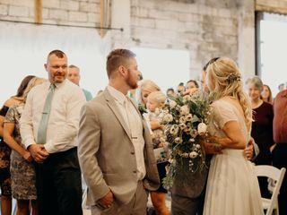 The wedding of Logan and Auston 3