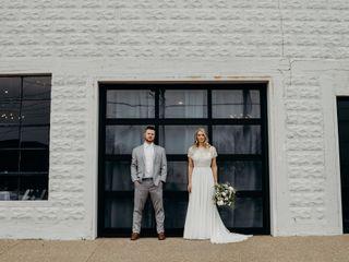 The wedding of Logan and Auston