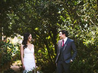 Enrique and Emily's Wedding in Black Diamond, Washington 3