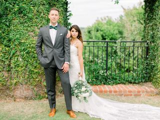 The wedding of Bryttney and Colin