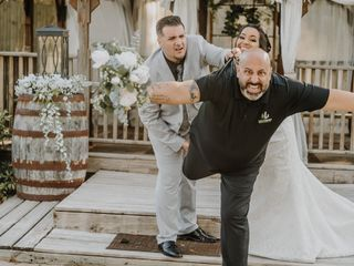The wedding of Anthony and Veronica 2