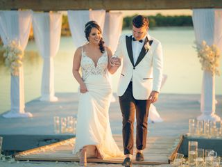 The wedding of Rosy and Luis 3