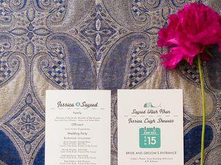 The wedding of Sayeed and Jessica 2