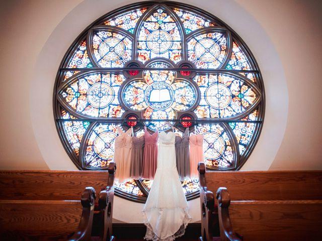 Jake and Megan's Wedding in Detroit, Michigan 5