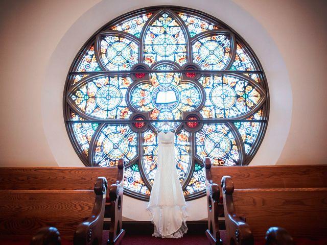 Jake and Megan's Wedding in Detroit, Michigan 7