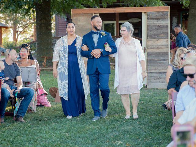 Kelly and Lisa's Wedding in Wichita, Kansas 23