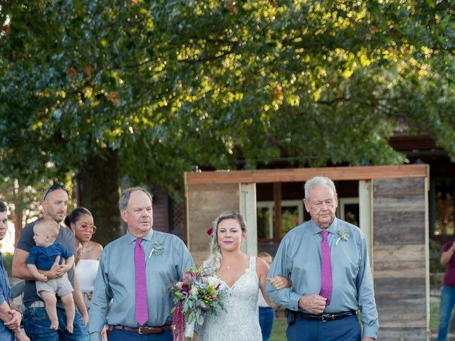 Kelly and Lisa's Wedding in Wichita, Kansas 27