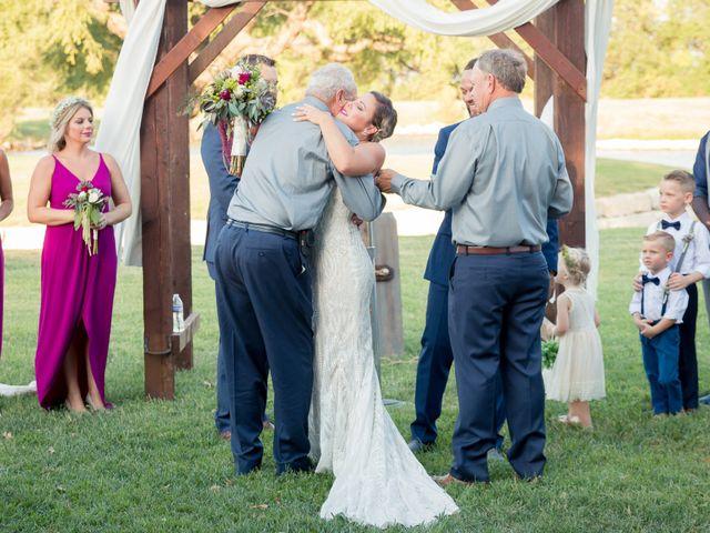 Kelly and Lisa's Wedding in Wichita, Kansas 29