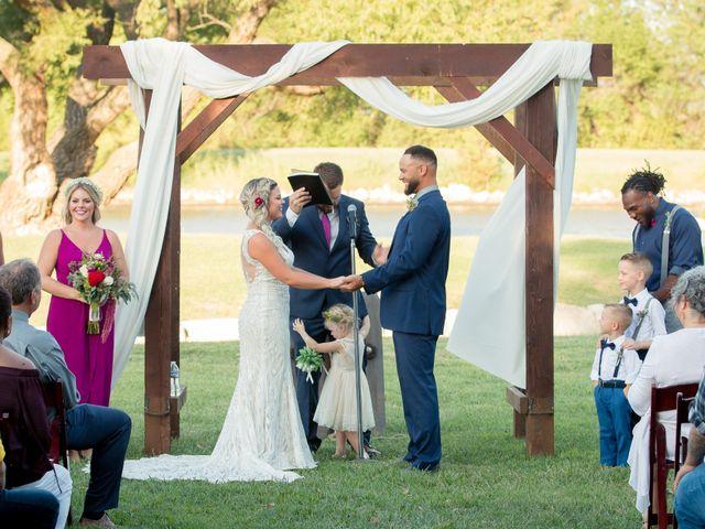Kelly and Lisa's Wedding in Wichita, Kansas 30